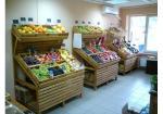Стеллаж для овощей и фруктов арт 125