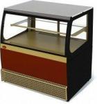 Холодильная витрина настольная VSk-0.95 Veneto (краш.)(кассовая)