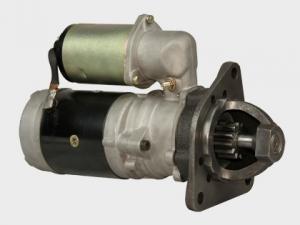 Стартер на автопогрузчик TCM FG35, двигатель NISSAN TB42