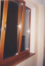 Окна,двери из дерева,дерево-пластик.