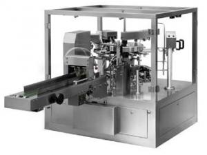 Фасовочное оборудование, Упаковочная машина -для фасовки в готовые пакеты сашет и дой-пак PG8-250