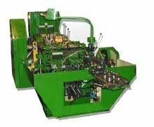 Автомат холодновысадочный двухпозиционный четырехударный АО320А
