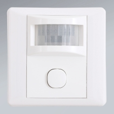 Двухпроводное подключение рабочей нагрузки.  Рабочая освещенность.  10-2000 люкс. белый.