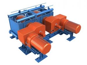 Мощность от 30 до 630 кВт, в комплектации количество приводов от 1 до 6 шт.  Возможно изготовление станций в...