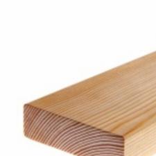 Доска обрезная из лиственницы 25х100х6000 мм