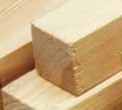 Доска обрезная из сосны 40х150х6000 мм