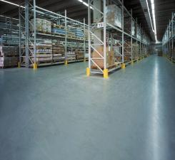 Промышленные полы для складских помещений