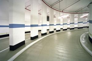 Промышленные полы для паркингов, автомастерских, автомоек