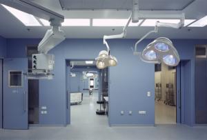Бесшовные полимерные полы для медицинских учреждений