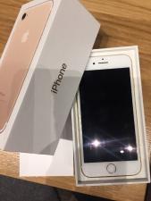 Последние модели iPhone 7 Plus - 128Гб - золото (Unlocked) Смартфон