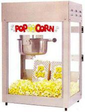 Аппарат для приготовления попкорна gold medal titan 06oz соль
