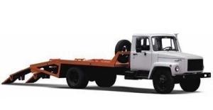 Эвакуатор на шасси ГАЗ-33106