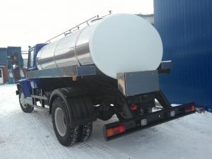 Молоковоз изотермический ГАЗ-33081
