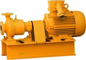 Герметичный насос ЦГ 80-50-200 (агрегат)