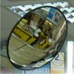 Зеркала обзорные для помещений D 500мм
