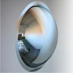 Зеркало купольное для помещений D 1000 м