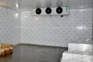 Охлаждаемые камеры,склады морозильные с установкой в Крыму.