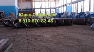 Изготавливаем и поставляем отвод ОГ Отвод горячегнутый 7* 720(10К52)-5,6-0,75-5DN-3000/3000-У ОТТ-23.04О.ОО-КТН-190-10 с заводским антикоррозионным покрытием ПК-40 толщиной не менее 2,2 мм по ОTT-25.220.01-КТН-215-10 Отвод горячегнутый 5* 720(10К52)-