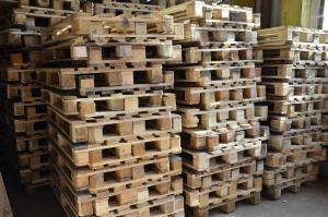Поддоны деревянные б/у и новые