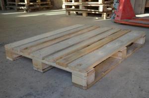 Поддоны деревянные 1000х1200мм б/у и новые