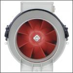 Канальные вентиляторы Lineo 100 Q T VO