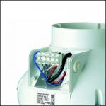 Канальные вентиляторы CA 100-VO D