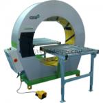 Полуавтоматическая машина для горизонтальной обмотки в стрейч-пленку