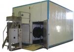 Аппараты скороморозильные флюидизационные АСМФ от 1400 кг до 3000 кг/сутки (агрегатированные, с конвейером подачи)