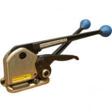 Комбинированное устройство М4К-10 для обвязки металлической ленты