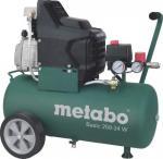 Безмасляный компрессор Metabo Basic 250-24 W
