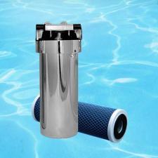 Фильтр ФСК-2 проточный для очистки и обеззараживания воды