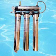 Фильтр ФСМ-3 УФ для комплексной глубокой очистки и обеззараживания воды