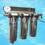 Фильтр ФСМ-2 для комплексной глубокой очистки воды