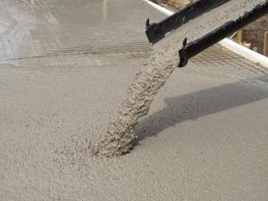 Товарный бетон м550