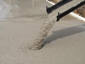 Товарный бетон м600