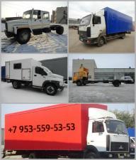 Переоборудование грузовых автомобилей Газон Некст, Садко 3308,33081,3309 Егерь, КАМАЗ 4308, КАМАЗ 65117, Маз, Маз Зубрёнок.