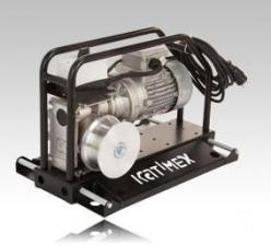 Электрическая кабельная лебедка KSW-E-800