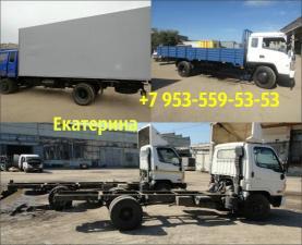 Удлинение грузовых автомобилей, Установка Европлатформ на Isuzu, Foton, Hyundai,HINO, TATA, Baw.