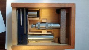 Глубиномер микрометрический типа ГМ-100
