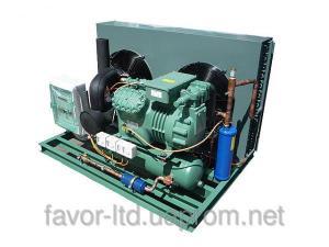 Компрессорно-конденсаторный,Агрегат, 4G-20.2Y, SPR46, Bitzer