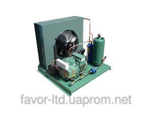 Компрессорно-конденсаторный, агрегат, SPR14, 4FES-3Y, BITZER