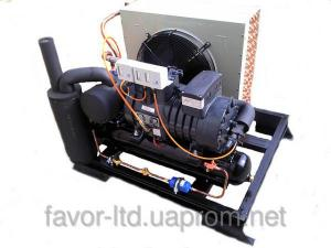 Aгрегат компрессорно-конденсаторный , REFCOMP, SP2H080E