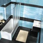RAVAK Classic C541000000 ванна 170x70, белая | интернет-магазин сантехники Santehmag.ru