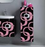 Шкафчик для ванной 6155.1/2 LAUFEN Mimo | интернет-магазин сантехники Santehmag.ru