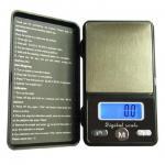 Весы электронные портативные до 500гр, точность 0,1гр