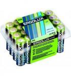 Ergolux LR03 Alkaline BP-24 (батарейка,1.5В)