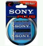 Sony Alkaline LR20 bl-2 (AM1-E2, батарейка,1.5В)