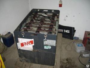 Аккумуляторные батареи FAAM 24В