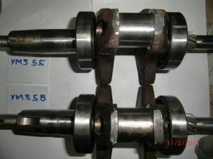 Коленвал на двигатель УМЗ-5Б(В)