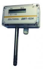 Датчики влажности ДВТ-02И и ДВТ-02И.М с индикацией